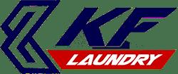 KF Laundry Logo | Mampang Jakarta Selatan