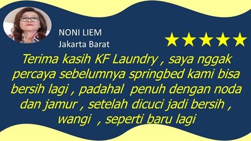 Noni-testimoni - KF Laundry Jakarta Selatan